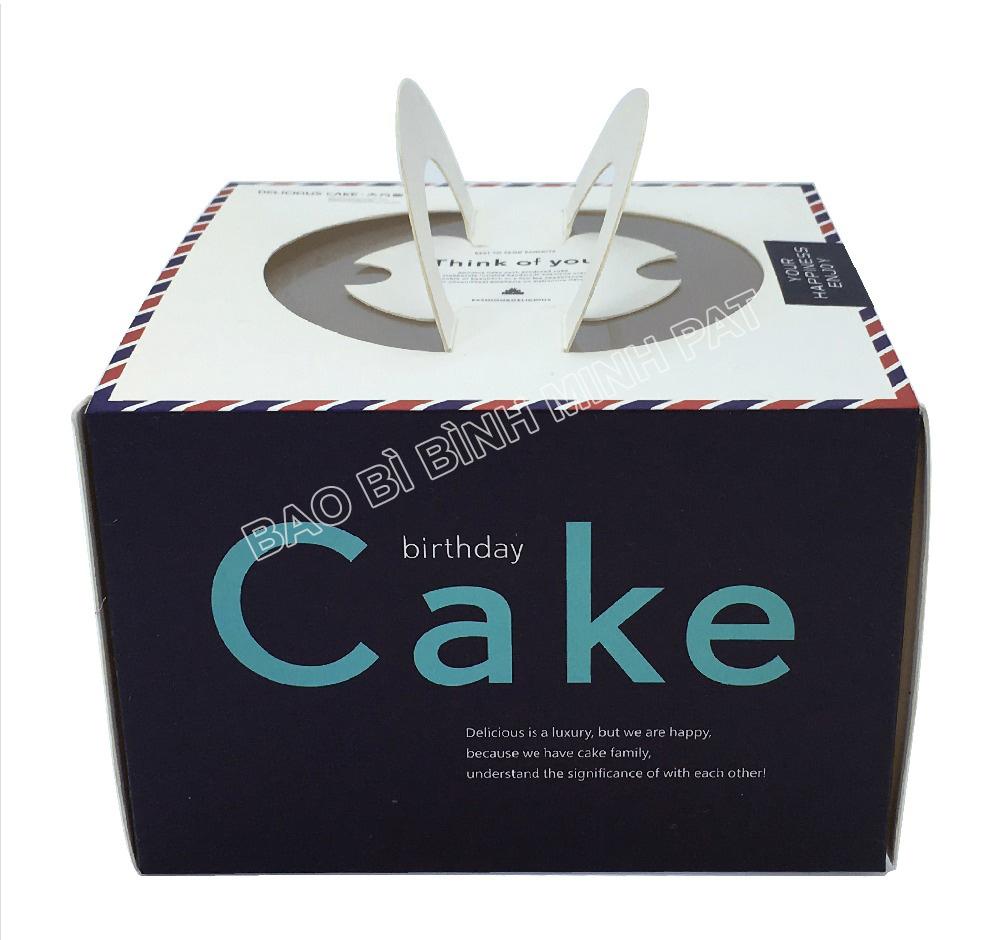 Mẫu hộp bánh sinh nhật BMP-BOX82818 đẹp sang trọng - hinh 3