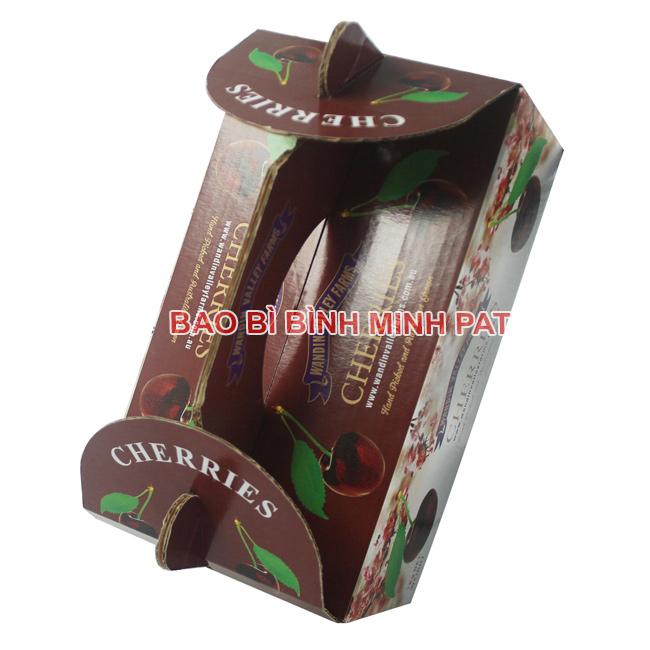 In hộp giấy đựng quả Cherries nhập khẩu - hinh 2