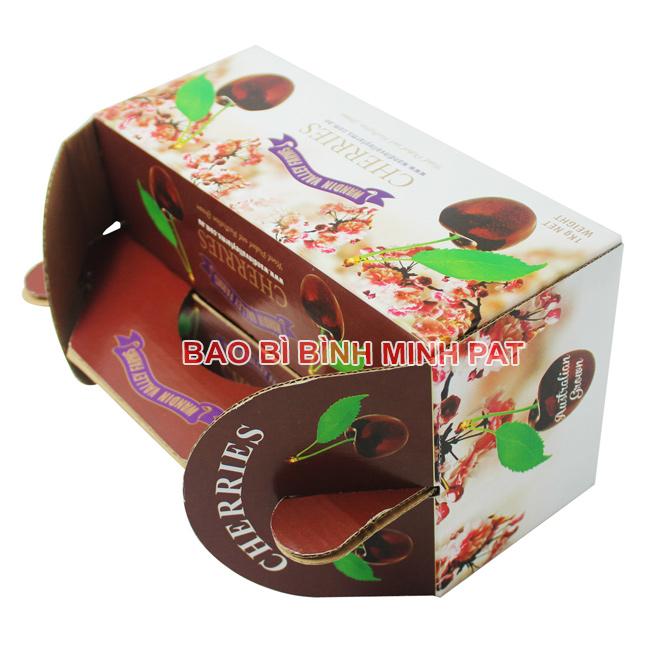 In hộp giấy đựng quả Cherries nhập khẩu - hinh 6