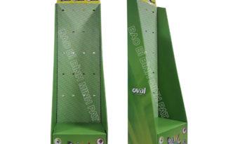 Kệ giấy trưng bày sản phẩm oval - hinh 2
