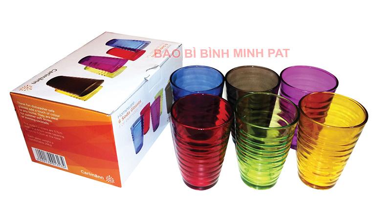 In hộp giấy đựng ly, tách thủy tinh giá rẻ - hinh 4